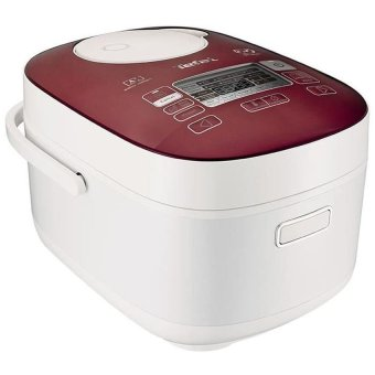 Harga Tefal RK8145 Optimal Fuzzy Logic Rice Cooker 1.8L