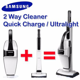 Harga SAMSUNG VC-PS85 2in1 Cordless Cyclone Handy Stick Vacuum Cleaner - intl
