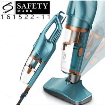 Harga Household Vacuum Cleaner/(Singapore Safety Mark)/FREE 9-pcs Set/Carpet Powerful Handheld Pusher-type Mini Machine