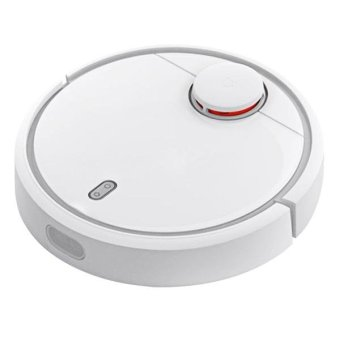 Harga Xiaomi Mijia Robotic Vacuum Cleaner, Supports Route Planning / Auto Recharge / Breakpoint Resume / APP Remote Control, Chinese Standard Plug - intl