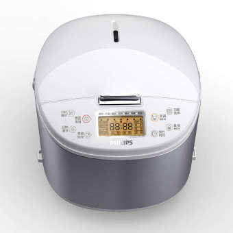 Harga Philips Sensor Touch Rice Cooker HD3077/03