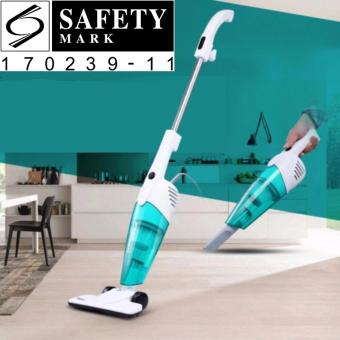 Harga Portable Vacuum Cleaner (Safety Mark) Lifepro DX128C/FREE 9-pcs Set