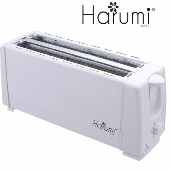 Harga Harumi 4 Slice Pop Up Bread Toaster HBT-2004