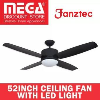 Fanztec Ft-Dctw594 52inch Ceiling Fan with Led Light