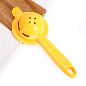 Chefmade school kitchen baking tools egg white protein separator egg yolk filter separator egg filter