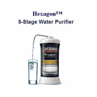 Harga Hexagon 8-Stage Water Purifier