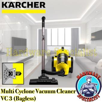 Harga Karcher VC 3 Multi Cyclone Vacuum Cleaner (Bagless)