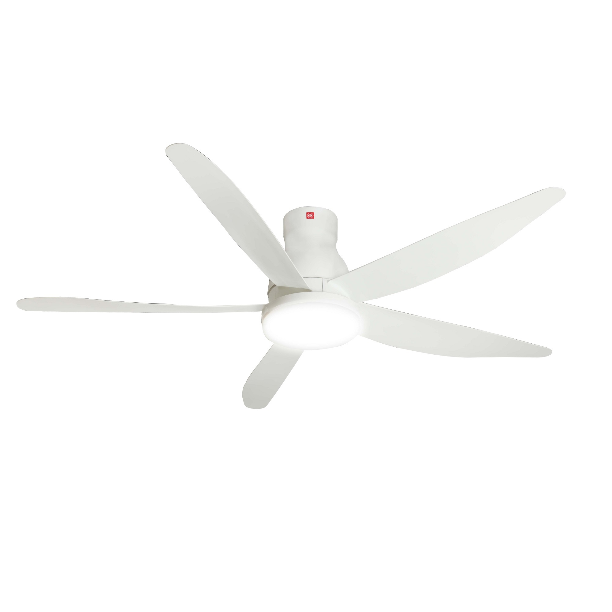 U60FW 150CM Ceiling Fan White - Short Pipe Singapore for Kdk Ceiling Fan Model  110zmd