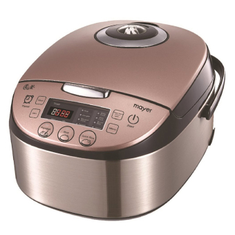 Harga Mayer MMRC18D Rose Gold Digital Rice Cooker 1.5L