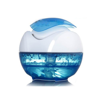 Mini Waterfall USB Purifier Blue