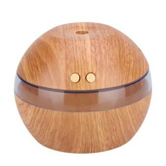Mist Maker Aroma Essential Oil Humidifier Gray - intl
