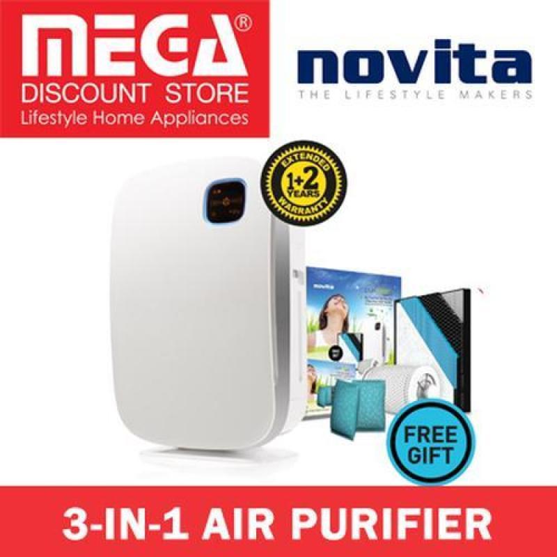 Novita Nap002H 3-In-1 Air Purifier Singapore