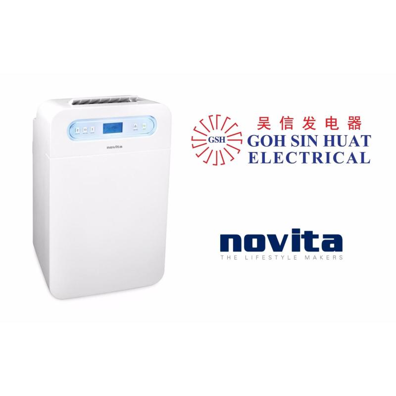 Novita ND396 NOVITA Functional & Efficacious Dehumidifier Singapore