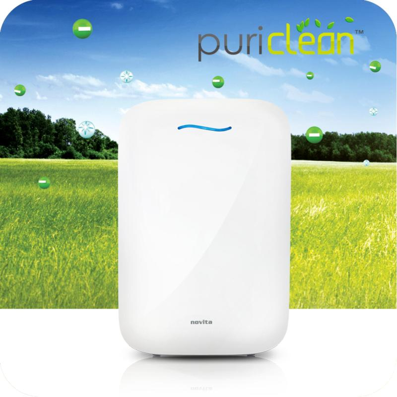 novita PuriClean™ Air Purifier NAP606 Singapore