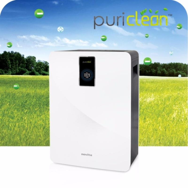 NOVITA PuriClean Air Purifier NAP822 Singapore