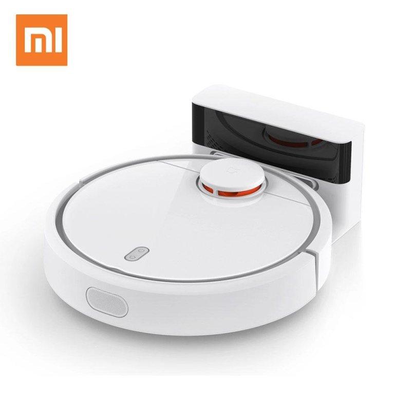 Original Xiaomi Mi Robot Vacuum Cleaner Robotic Smart Planned App Remote Control Automatic Sweeping Dust Sterilize Self Charge - intl Singapore