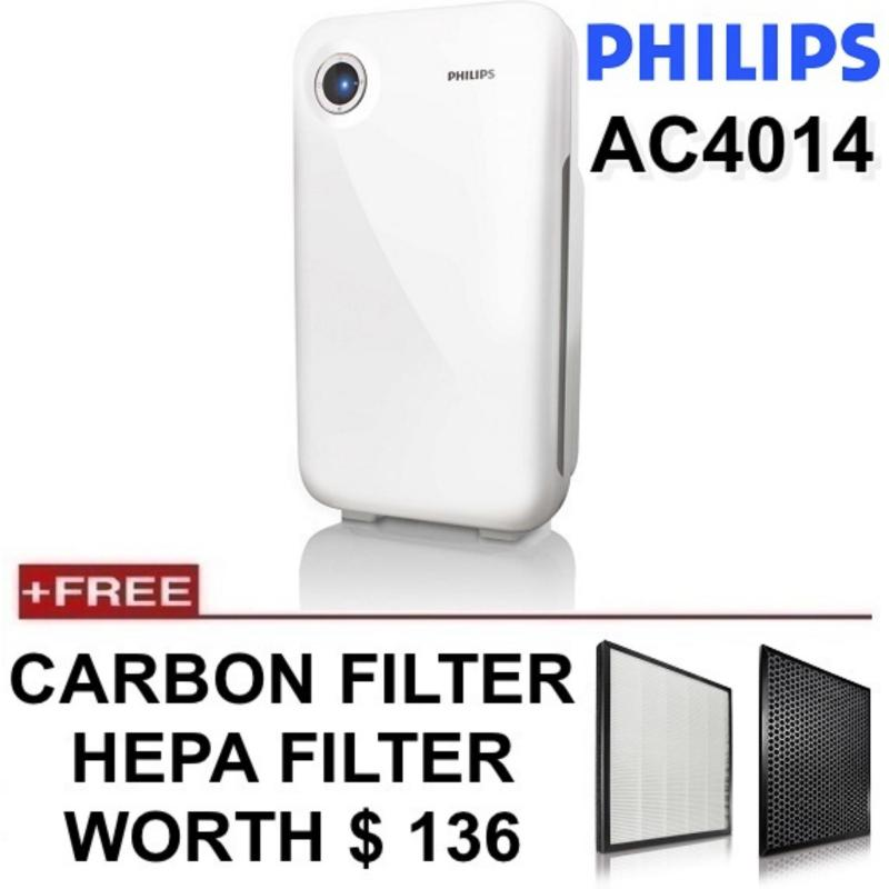 Philips AC4014 Air Purifier + Free Filter Worth $136 Singapore