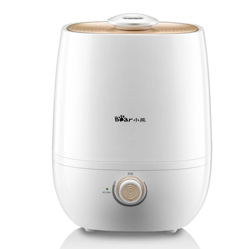(Ready Stock)BEAR, JSQ - A40A2 HumidifierBedroom Air Purification Mini Perfume Machine (temperature and Humidity Version) - intl Singapore