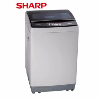 Harga SHARP ESX805 8KG TOP LOAD WASHING MACHINE