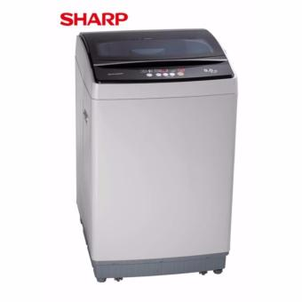 Harga SHARP ESX905 9KG TOP LOAD WASHING MACHINE