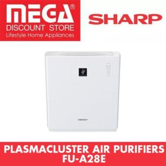 Harga Sharp Fu-A28E-W Plasmacluster Air Purifier