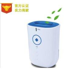 SLM Portable Mini Dehumidifier, Electric Compact Powerful AutoHumidistat Air Dryer, Whisper Quiet, for