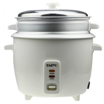 Taiyo 1.5 litres Rice Cooker with Steamer RC35S ,PSB safety mark approved