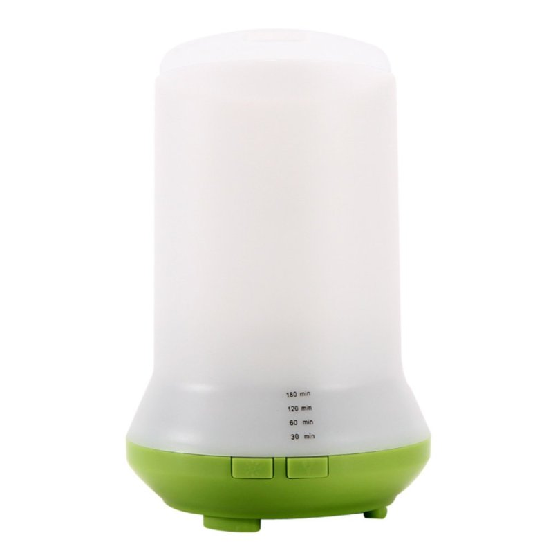 Ultrasonic Mini LED USB Essential Humidifier (Green) Singapore