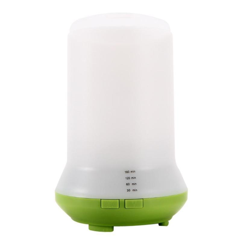 VAKIND Ultrasonic Mini USB Air Humidifier Aroma Diffuser (Green) - intl Singapore
