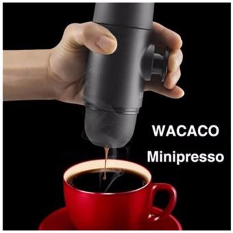 [WACACO Minipresso] Portable Coffee Machine Manual Nescafe EspressoMaker Wacaco Travel Mug Cup (Nespresso Capsule version) - intl - 5