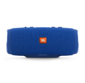 Harga 100% Original Authentic JBL Charge 3 (Blue) Waterproof Speaker