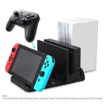2017 Multi-function Charging Stand Dock for Nintendo Switch Console - intl - 2