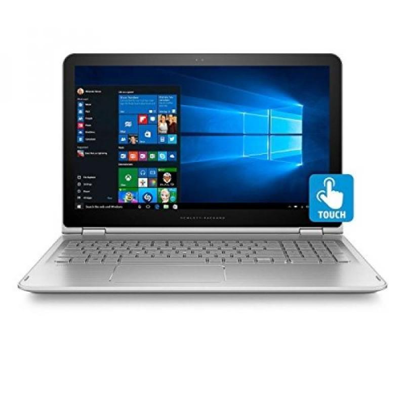 2017 Newest HP Envy x360 2-in-1 Full HD 15.6 Touchscreen Notebook, Intel Core i7-7500U 2.7GHz Processor, 8GB RAM, 256GB SSD, Backlit Keyboard, Bang & Olufsen Sound, HDMI, USB 3.0, Windows 10 Home