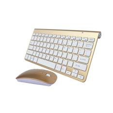 2.4G Mini Wireless Keyboard Set Support Windows Android Apple Keyboard - intl Singapore