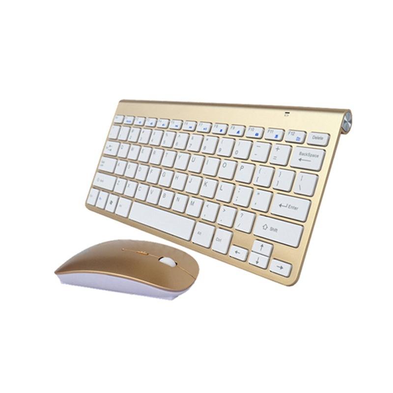 2.4G Mini Wireless Keyboard Set Support Windows Android Apple Keyboard - intl Singapore