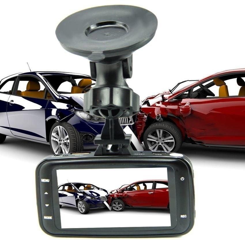 2.7 1080P HD Car DVR Vehicle Camera Video Recorder CamG-sensor - intl