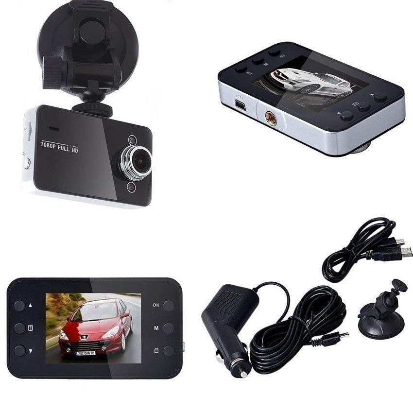 2.7 LCD Full HD 1080P Car DVR Vehicle Camera Video Recorder - intl