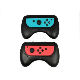 2PCS Joy-Con Handle Controller Grip Gaming Handheld Holder for Nintendo Switch