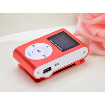 Getek 32gb Micro Sd Tf Card Fm Radio Usb Mini Clip Mp3 Player Lcd Source ·