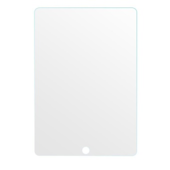 9H HD Genuine Tempered Glass Screen Protector For Apple iPad 9.7 10.5 12.9(White)
