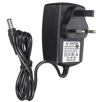 AC Converter Adapter DC 24V 1A Power Supply Charger (UK Plug)