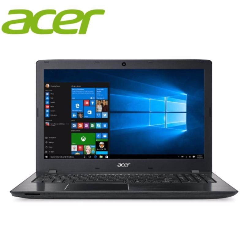 Acer Aspire E15 (E5-575G-58J2) 15.6 FHD with Graphics i5-7200U/8GB DDR4/1TB/Nvidia 940MX 2GB/W10 (Black)