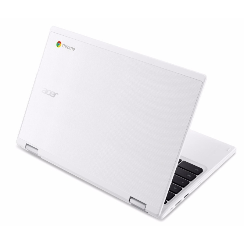 Acer Chromebook CB3-131-C5RA 11.6-Inch Laptop (Intel Celeron N2840 Dual-Core Processor,4 GB RAM,16 GB Solid State Drive,Chrome), White - intl