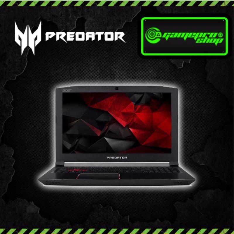 """Acer Predator Helios 300 (G3-571-71XX) (I7-7700HQ/16GB/256GB SSD + 1TB HDD/6GB NVIDIA GTX1060 DDR5/15.6""""FHD/W10)"""