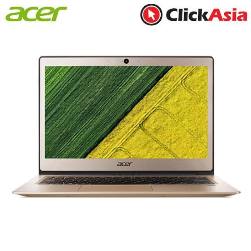 """Acer Swift 1 (SF113-31-C8DY) - 13.3""""/Celeron N3350/4GB/64GB eMMC/W10 (Gold)"""