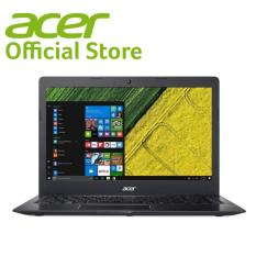 "Acer Swift 1 (SF114-31-C90D) 14"" Ultrathin Celeron N3060/4GB RAM/32GB eMMC Laptop (Black)"