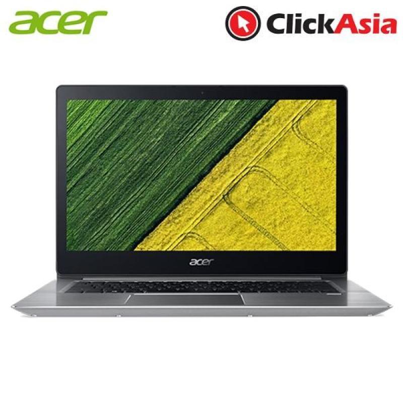 """Acer Swift 3 (SF314-52-392A) - 14""""/i3-7130U/4GB/128GB SSD/W10 (Silver)"""