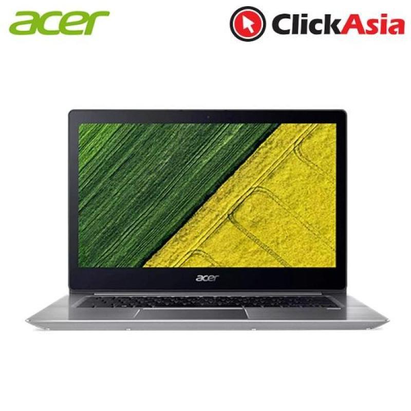 """Acer Swift 3 (SF314-52-701U) - 14""""/i7-7500U/8GB DDR4/2*512GB SSD/W10 (Silver)"""