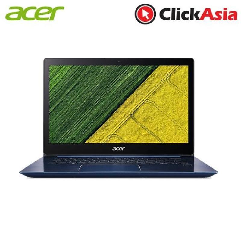 Acer Swift 3 (SF314-52G-88QH) - 14/i7-8550U/8GB DDR3/512GB SSD/Nvidia MX150/W10 (Blue)