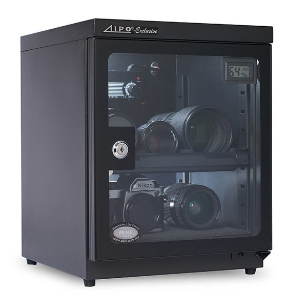 aipo as-28 dry cabinet analog   lazada singapore